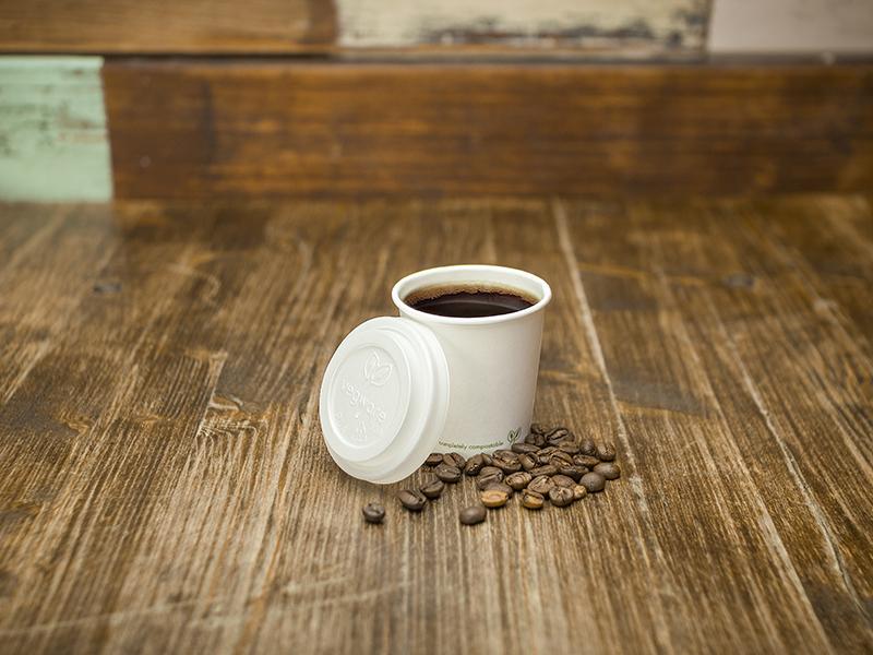 Bicchieri caff 120cc in cartoncino e pla for Bicchieri caffe