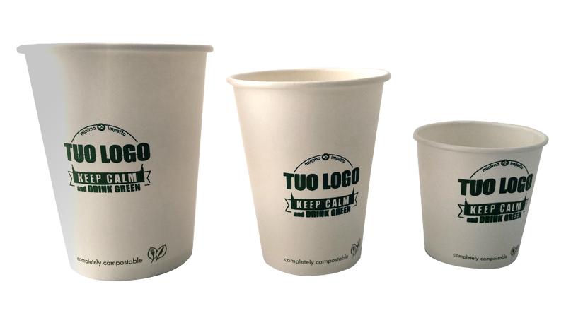 Bicchierini tazzine da caffe 39 stampa personalizzata 100 cc for Bicchieri caffe
