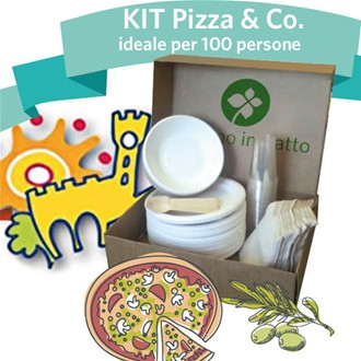 Kit Party Pizza 100 persone € 74.99