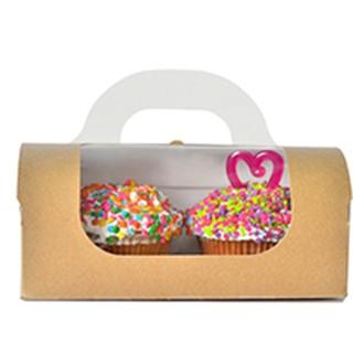 Vegware Cup Cake Box
